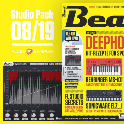 All Studio Packs – Plugs & Samples com